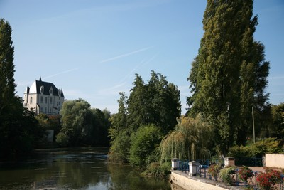 Chateau-Raoul-Chateauroux-Indre-Berry