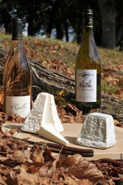 Leclosdesaubrys-chambre-hotes-gastronomie-vins-fromages-valencay-indre-berry